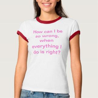 Mi lema camiseta