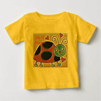 mi lil maldice la camiseta de la mariquita