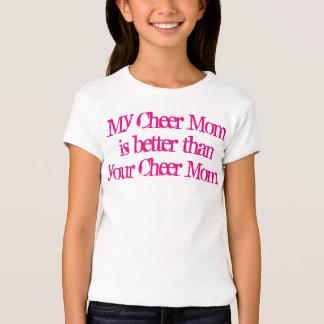Mi mamá de la alegría es mejor camisas