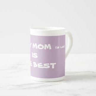 MI MAMÁ en ley ES LAS MEJORES tazas del té del