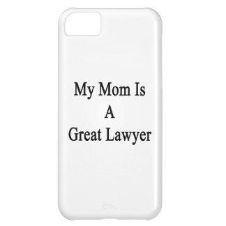Mi mamá es gran abogado