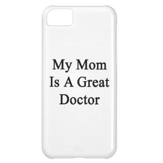 Mi mamá es gran doctor