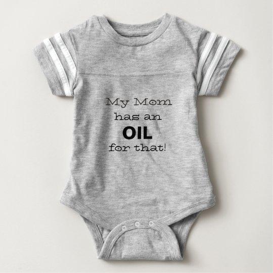 ¡Mi mamá tiene un aceite para eso! Body Para Bebé