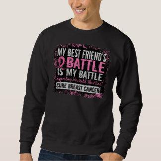 Mi mejor amigo del cáncer de pecho demasiado 2 de jersey