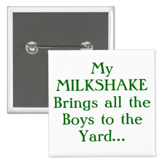 Mi MILKSHAKE trae a todos los muchachos a la yarda Chapa Cuadrada
