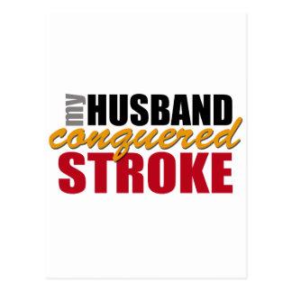 Mi movimiento conquistado marido postal