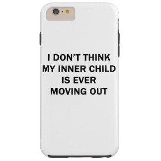 Mi niño interno funda resistente iPhone 6 plus