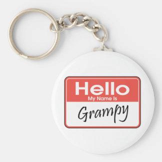 Mi nombre es Grampy Llaveros