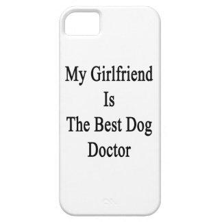 Mi novia es el mejor doctor del perro iPhone 5 carcasa