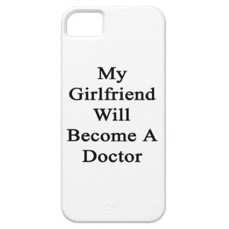 Mi novia hará doctor iPhone 5 Case-Mate protector