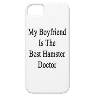 Mi novio es el mejor doctor del hámster iPhone 5 coberturas