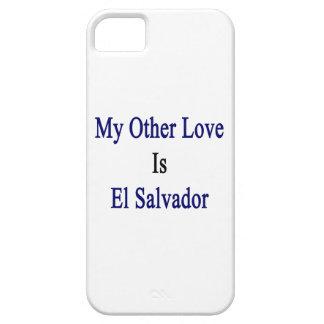 Mi otro amor es El Salvador iPhone 5 Cobertura