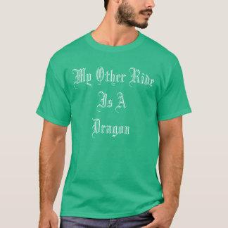 Mi otro paseo es una camiseta del dragón