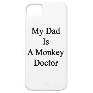 Mi papá es doctor del mono iPhone 5 Case-Mate carcasas
