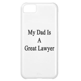 Mi papá es gran abogado
