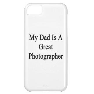 Mi papá es gran fotógrafo
