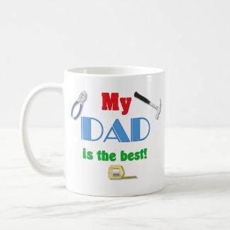 Mi papá es la mejor taza