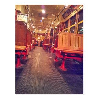 Mi paseo del tranvía New Orleans