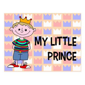 Mi pequeño príncipe postal