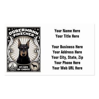 Mi perro de regalos bien escogidos tarjetas de visita