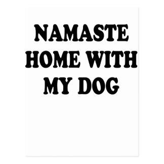 mi perro postal