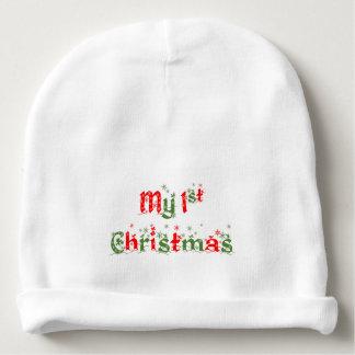 Mi primer gorra del navidad gorrito para bebe