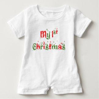 Mi primer mameluco del navidad