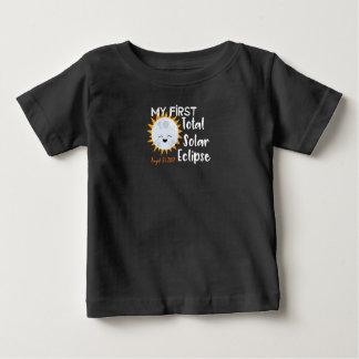 Mi primera camiseta total 2017 del bebé del