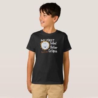 Mi primera camiseta total del eclipse solar 2017
