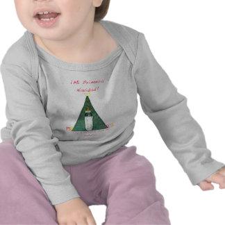 ¡¡MI Primera Navidad! Camisetas