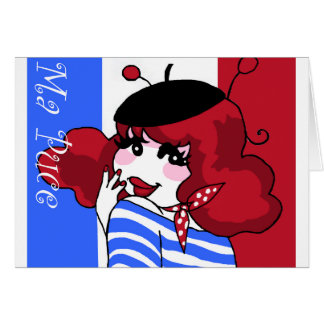 Mi pulga francesa felicitaciones