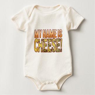 Mi queso verde conocido body para bebé