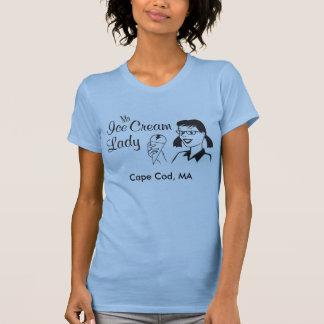 Mi señora Original del helado Camiseta