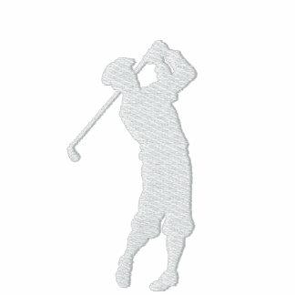 Mi sudadera con capucha clásica bordada golf de la