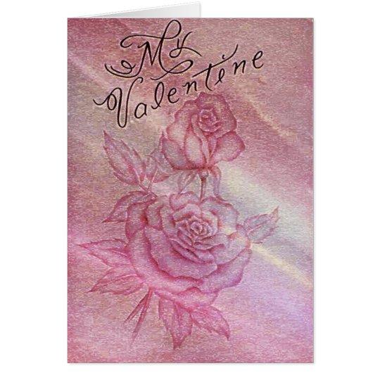 Mi tarjeta del día de San Valentín
