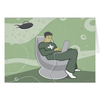 Mi tarjeta del espacio:: Ciencia-Ficción