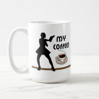 Mi taza de café