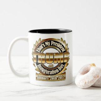 Mi taza de café del día de inauguración de