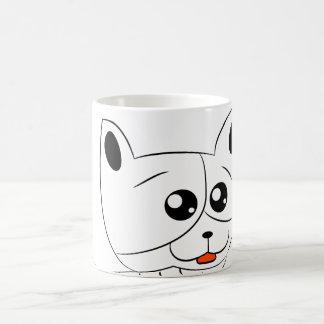 Mi taza de café del gato
