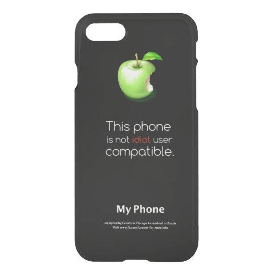 Mi teléfono - caso del iPhone 7 Funda Para iPhone 7