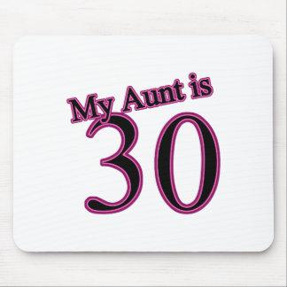 Mi tía es 30 tapetes de raton