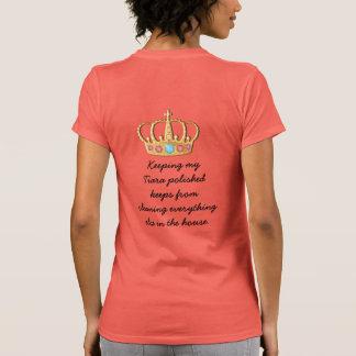 MI tiara Camiseta