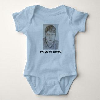 Mi tío Jonny Body Para Bebé