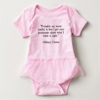 Mi tutú peor del bebé de la calidad body para bebé