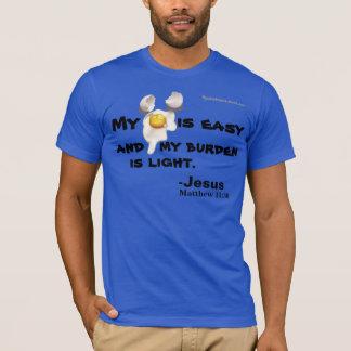 """Mi """"YUGO"""" es cita fácil de la biblia Camiseta"""