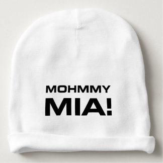 ¡MIA DE MOHMMY! GORRITO PARA BEBE