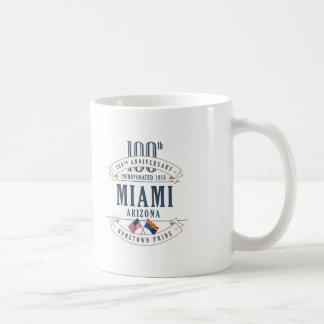 Miami, 100a taza del aniversario de Arizona