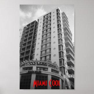 Miami fresca póster