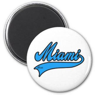 Miami la Florida Imán Para Frigorífico