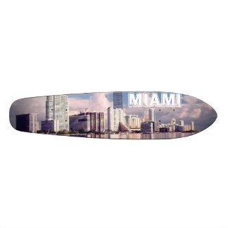 Miami Longboard Monopatín 21,1 Cm